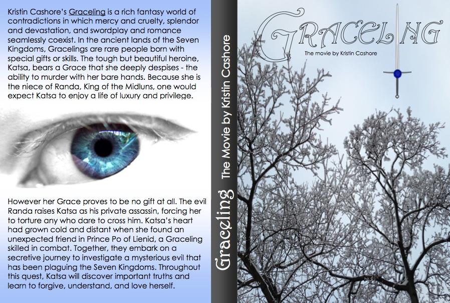 DVD Project Graceling (c) Kristen Dembroski