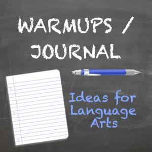 Warmup Journal  (c) Kristen Dembroski