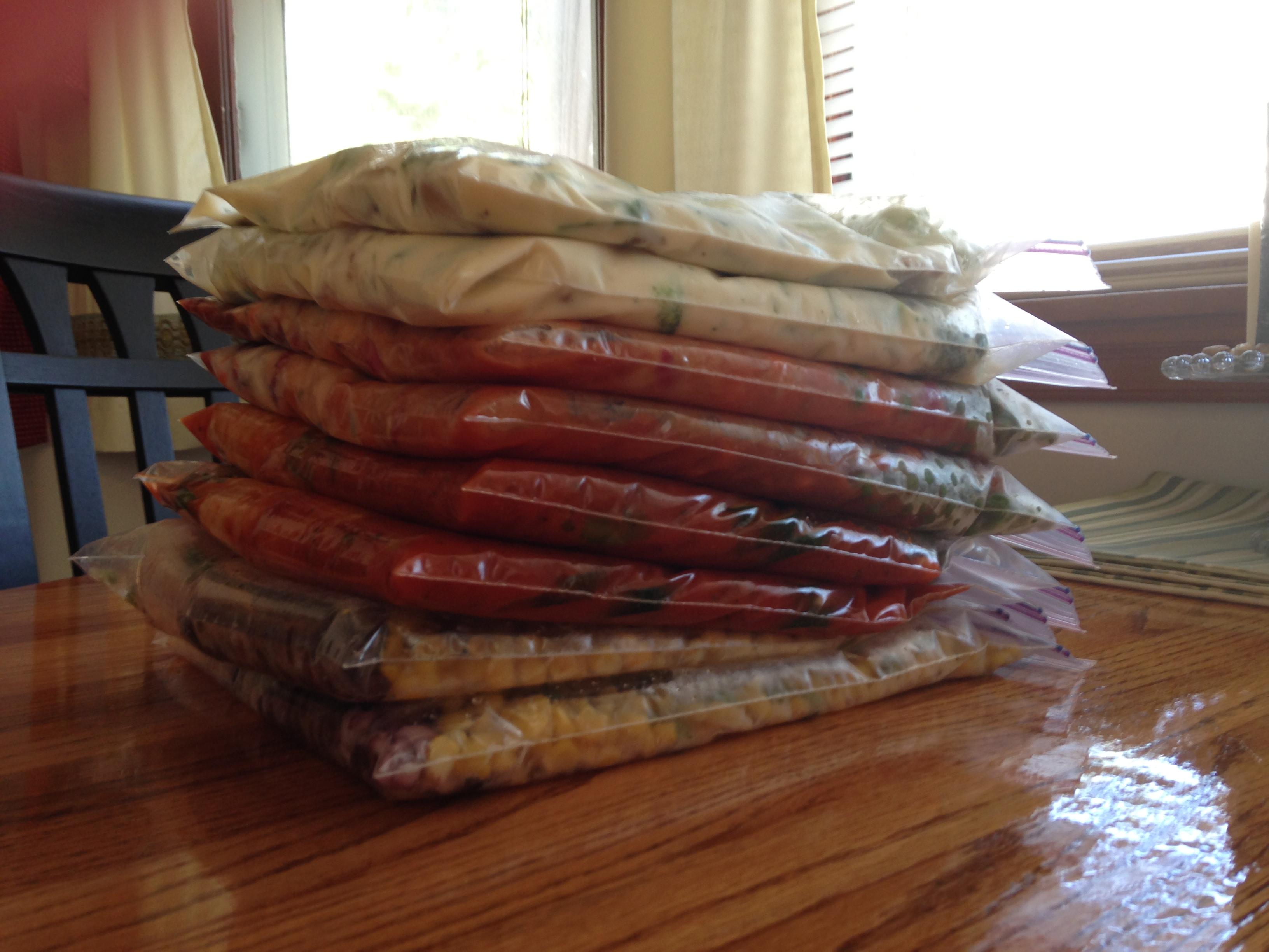 Crockpot Meals (c) Kristen Dembroski