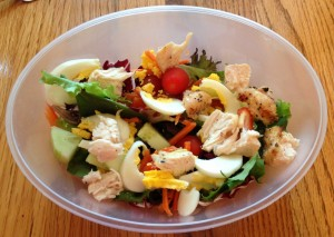 Salads (c) Kristen Dembroski