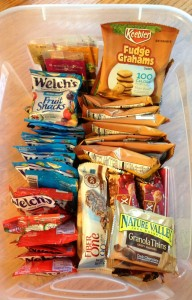 Healthy Snacks (c) Kristen Dembroski