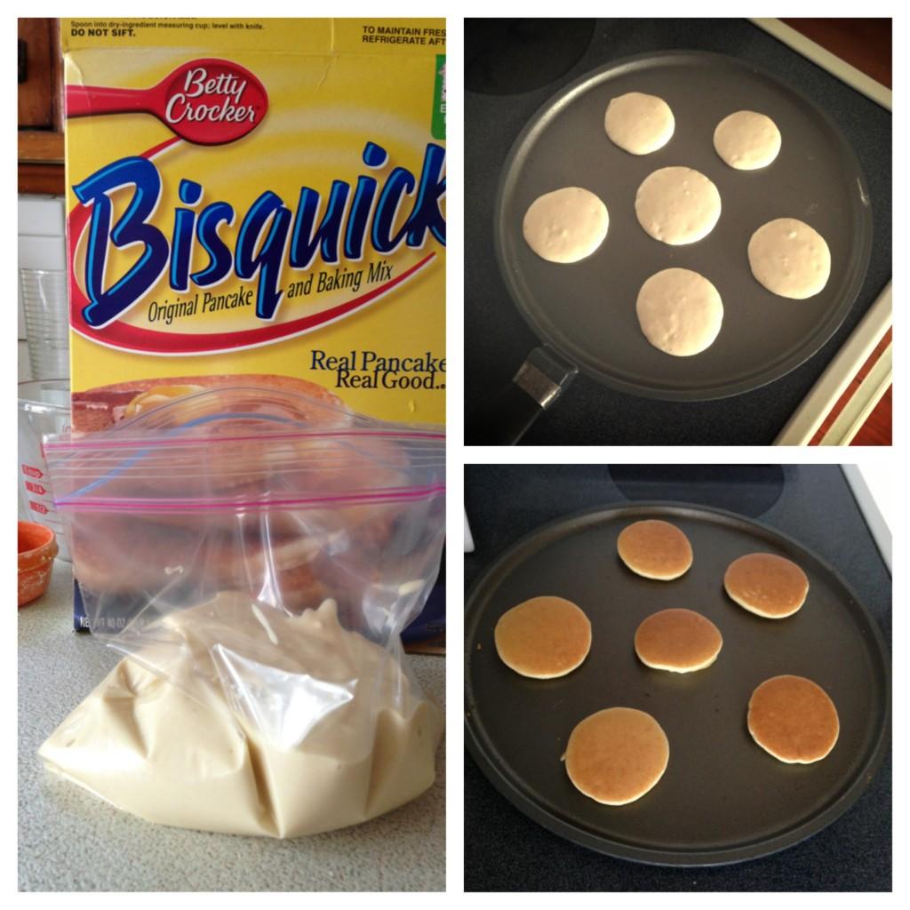 Pancakes (c) Kristen Dembroski