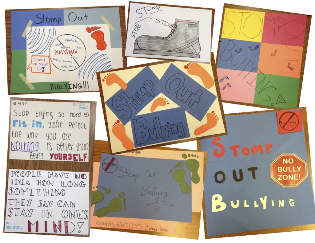 Stomp Out Bullying Day (c) Kristen Dembroski