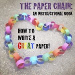 The Paper Chain (c) Kristen Dembroski