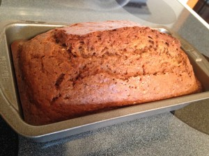 Grandma's Oatmeal Bread (c) Kristen Dembroski