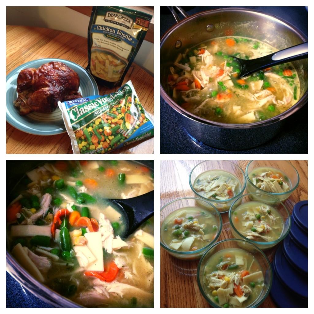 Soup Hacking 101 (c) Kristen Dembroski