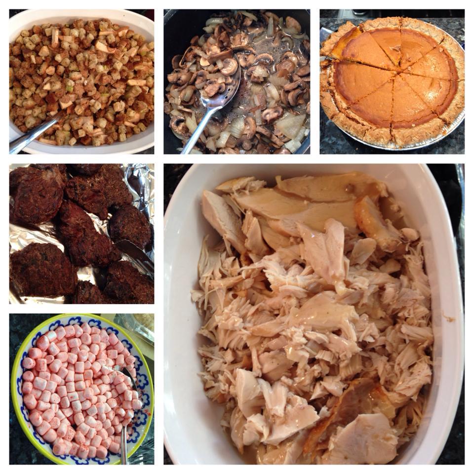 Thanksgiving Dinner (c) Kristen Dembroski