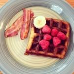 Paleo Waffles (c) Kristen Dembroski