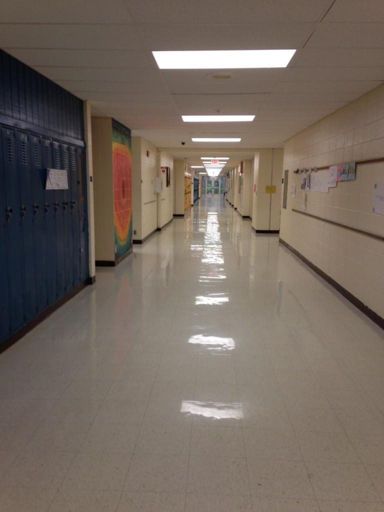 Long Hallway (c) Kristen Dembroski