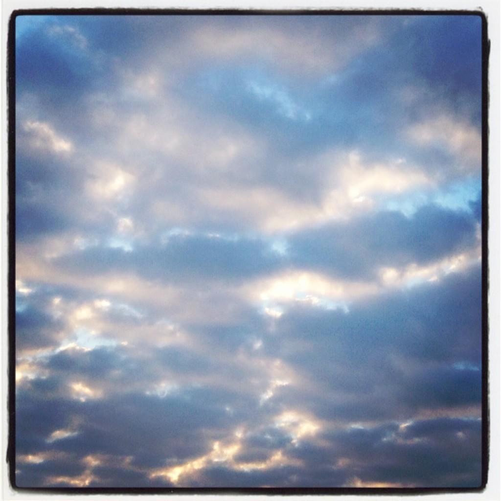 Sunny Clouds (c) Kristen Dembroski
