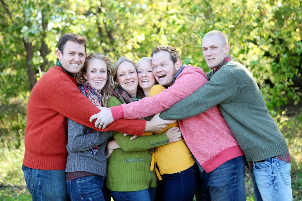 My Loving Family (c) Kristen Dembroski