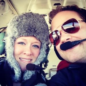 Flying (c) Kristen Dembroski