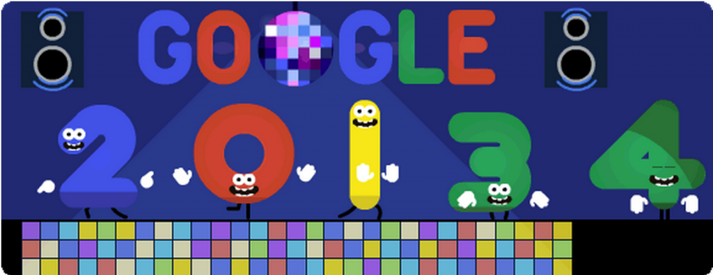 Google Rings in 2014