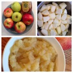 Homemade Applesauce (c) Kristen Dembroski