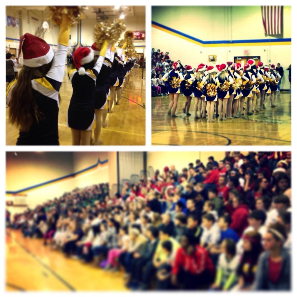 Holiday Assembly (c) Kristen Dembroski