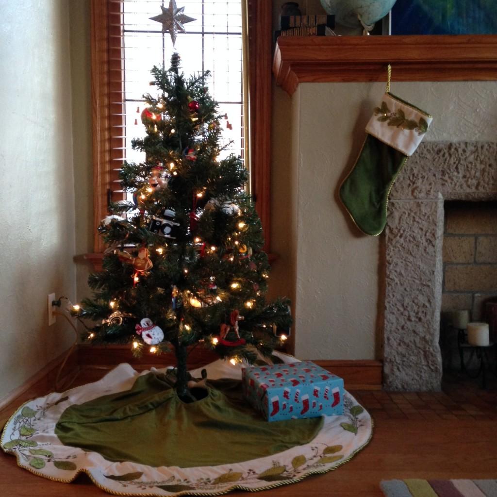 Christmas Tree (c) Kristen Dembroski