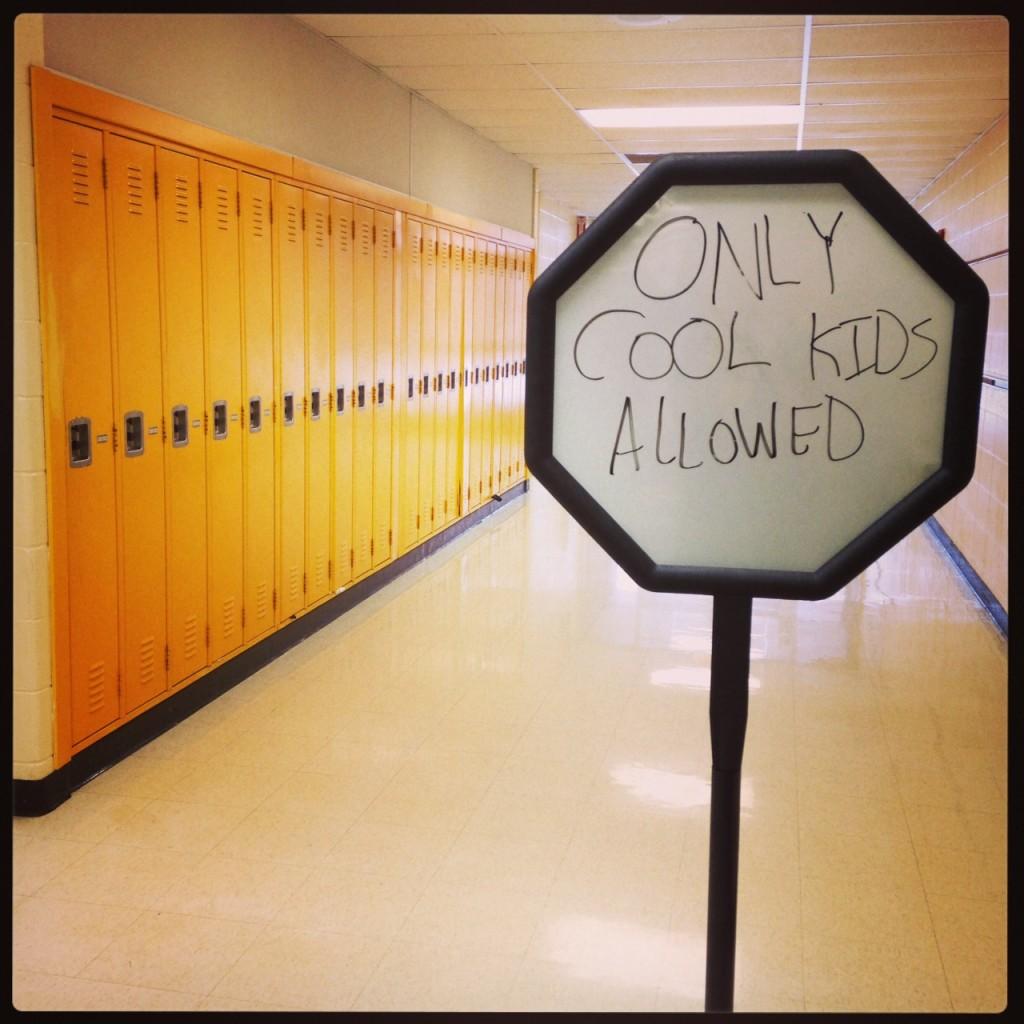 Only Cool Kids (c) Kristen Dembroski