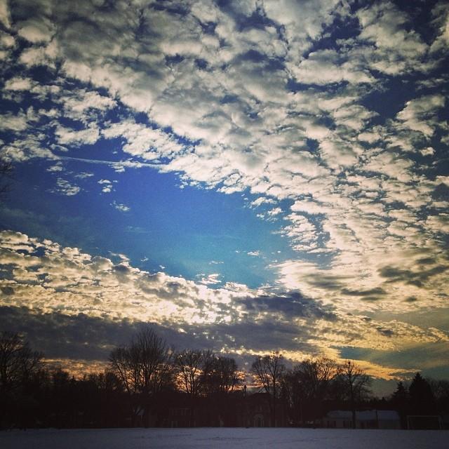 Winter Sun (c) Kristen Dembroski