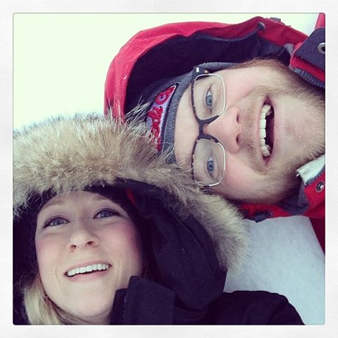 Snow Adventurers (c) Kristen Dembroski