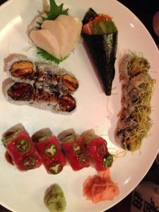 Sushi (c) Kristen Dembroski