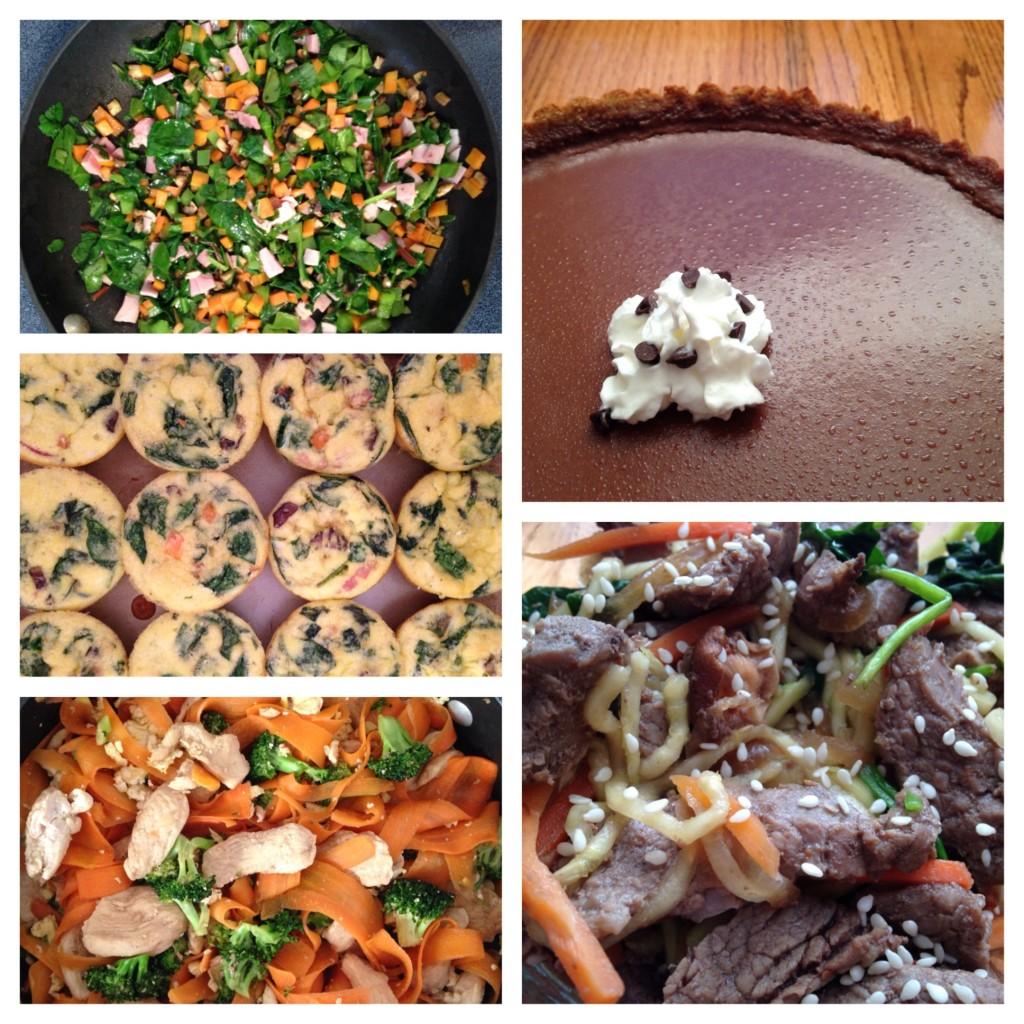 Weekly Cooking (c) Kristen Dembroski