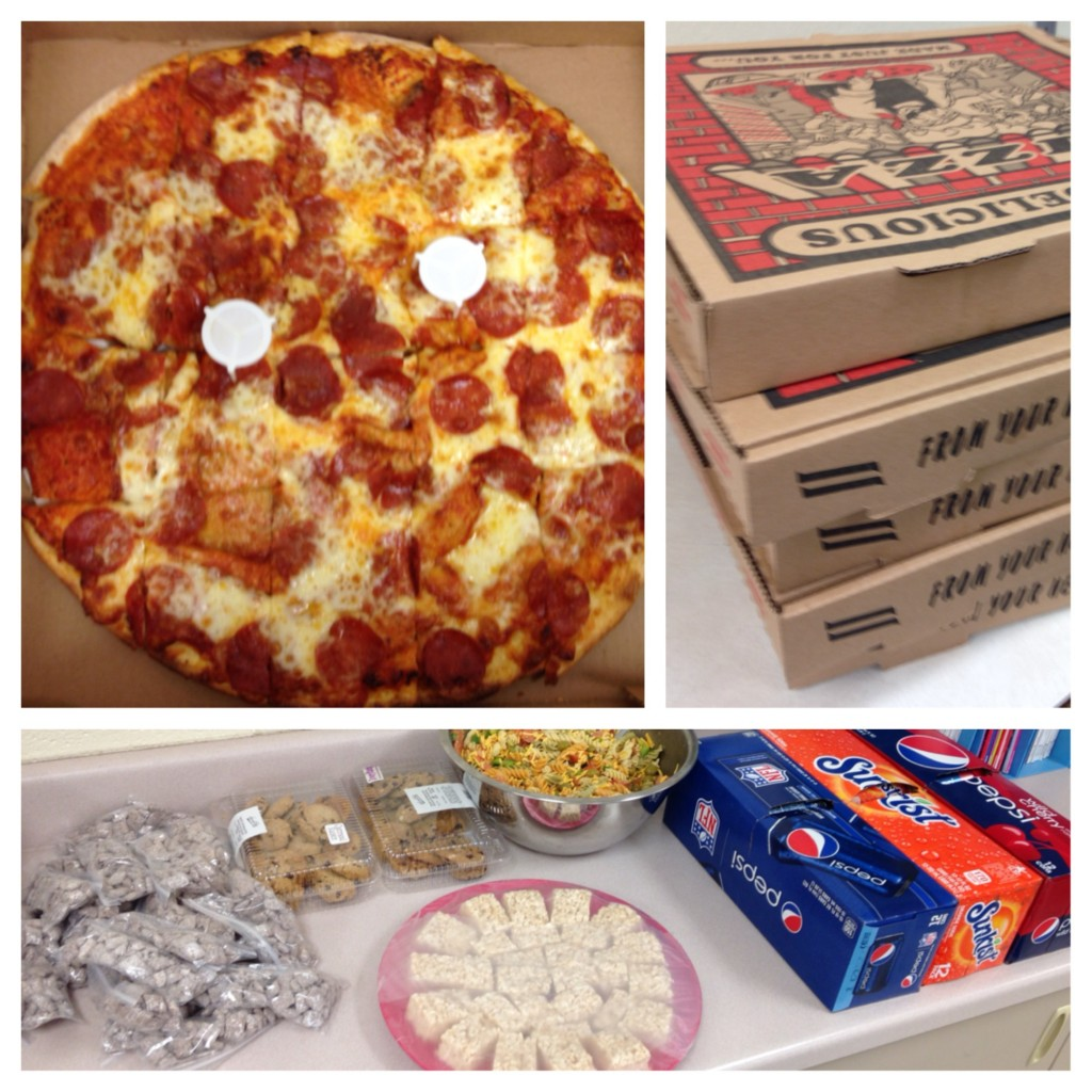 PBIS Pizza Party (c) Kristen Dembroski