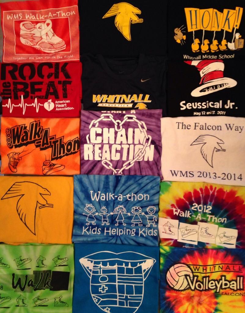 School T Shirts (c) Kristen Dembroski