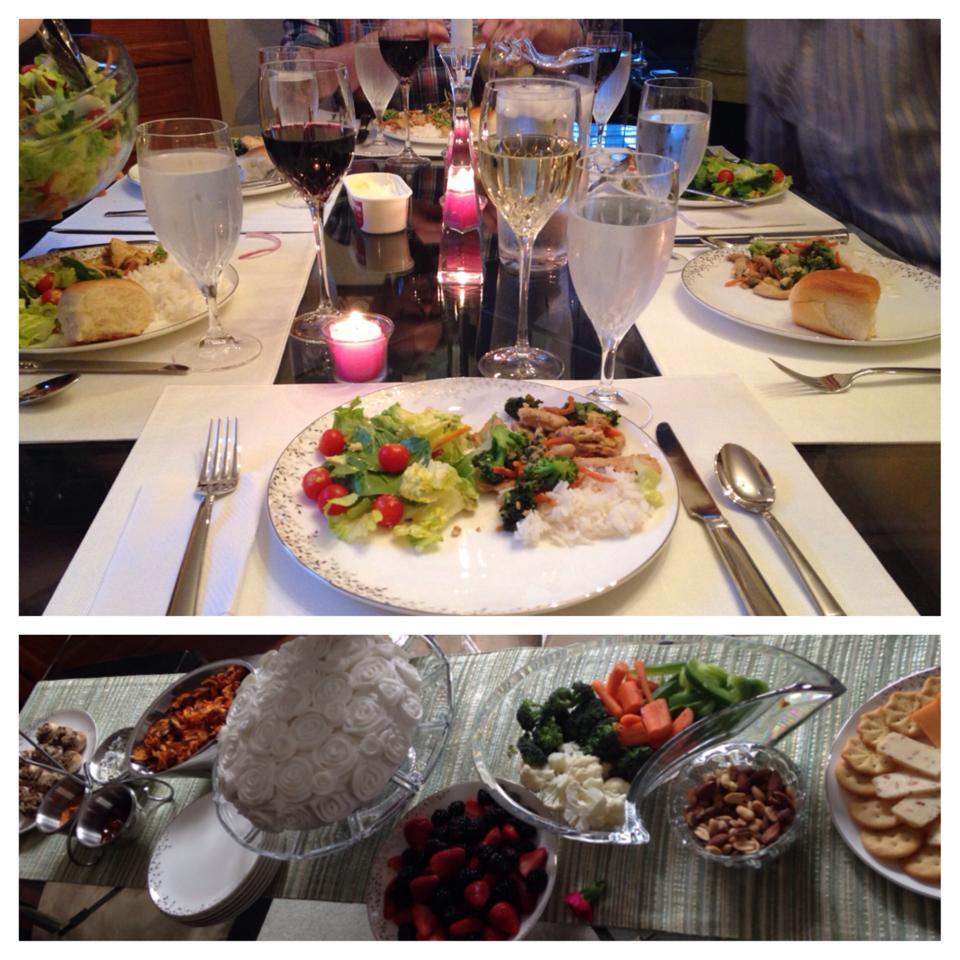 Family Dinner (c) Kristen Dembroski
