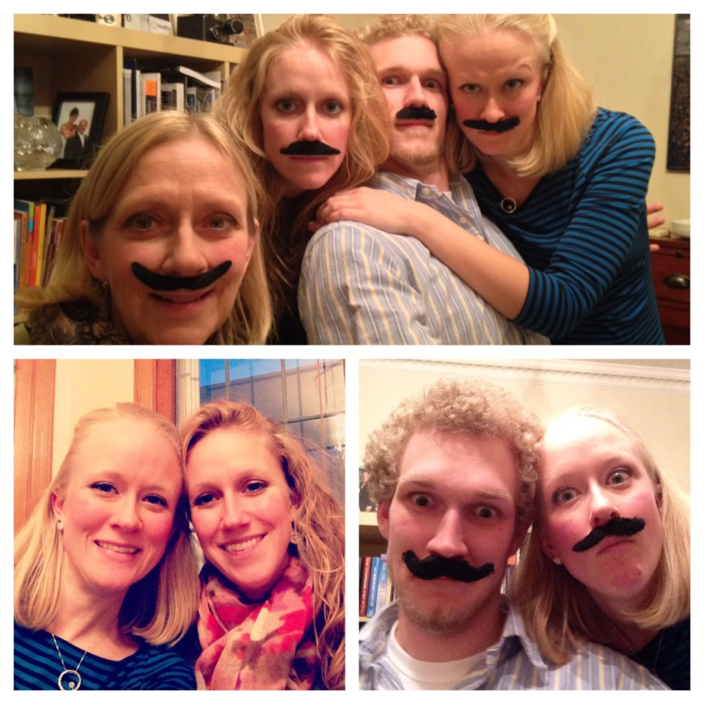 My Crazy Family (c) Kristen Dembroski