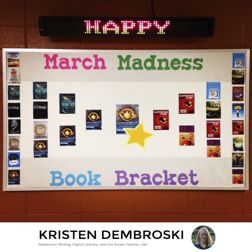School Book Champion (c) Kristen Dembroski