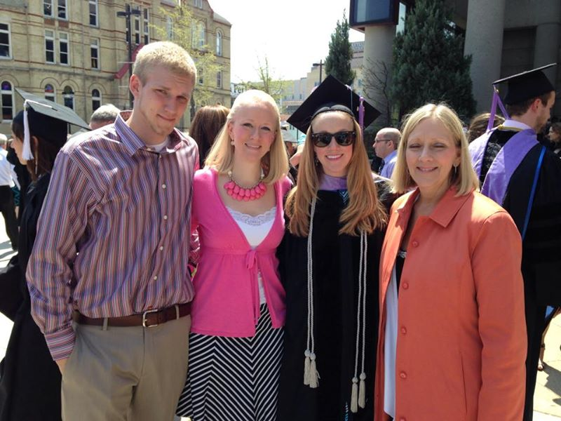 Family Photo (c) Kristen Dembroski