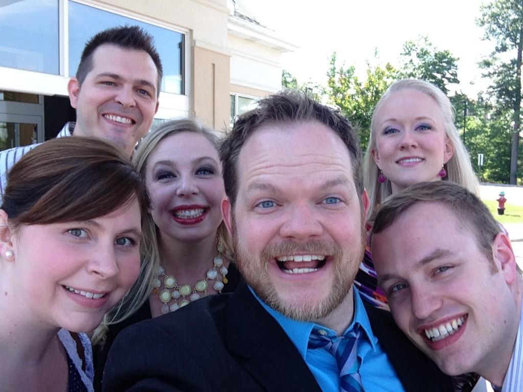 Group Selfie Delaware (c) Kristen Dembroski