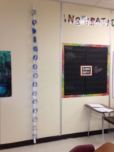 Classroom Countdown (c) Kristen Dembroski