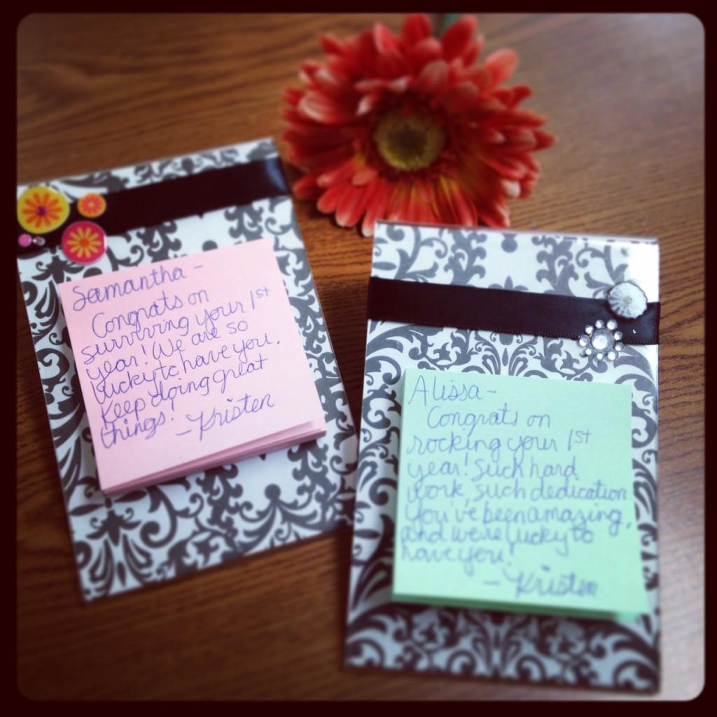 Teacher Gift (c) Kristen Dembroski