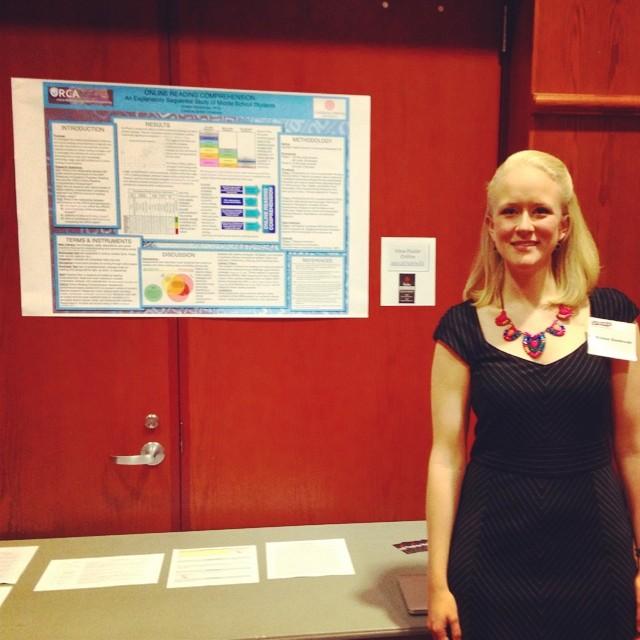 Poster Presentation (c) Kristen Dembroski
