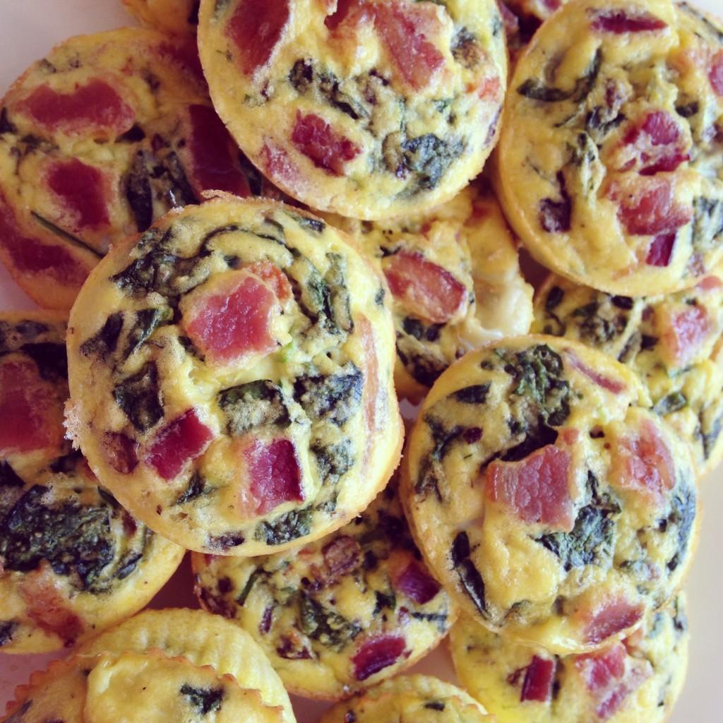 Paleo Egg Muffins (c) Kristen Dembroski
