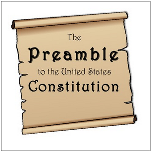 Preamble Activity (c) Kristen Dembroski