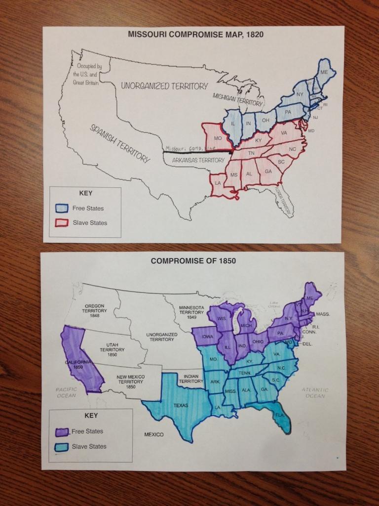 Compromise Maps (c) Kristen Dembroski
