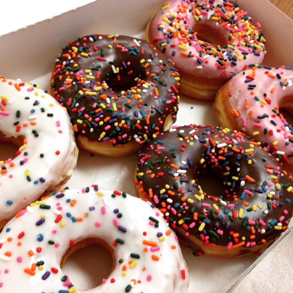 Donuts (c) Kristen Dembroski