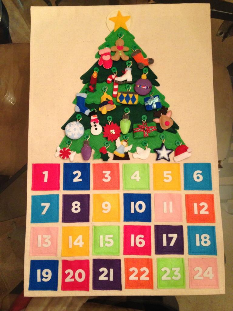 Advent Calendar (c) Kristen Dembroski
