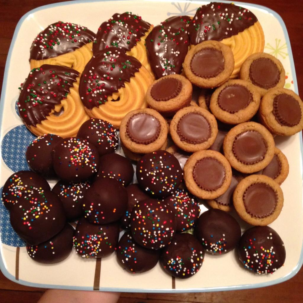 Christmas Cookies (c) Kristen Dembroski
