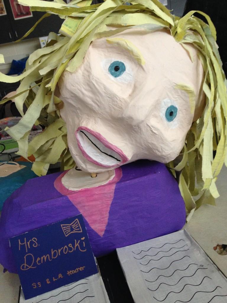 Bobblehead (c) Kristen Dembroski