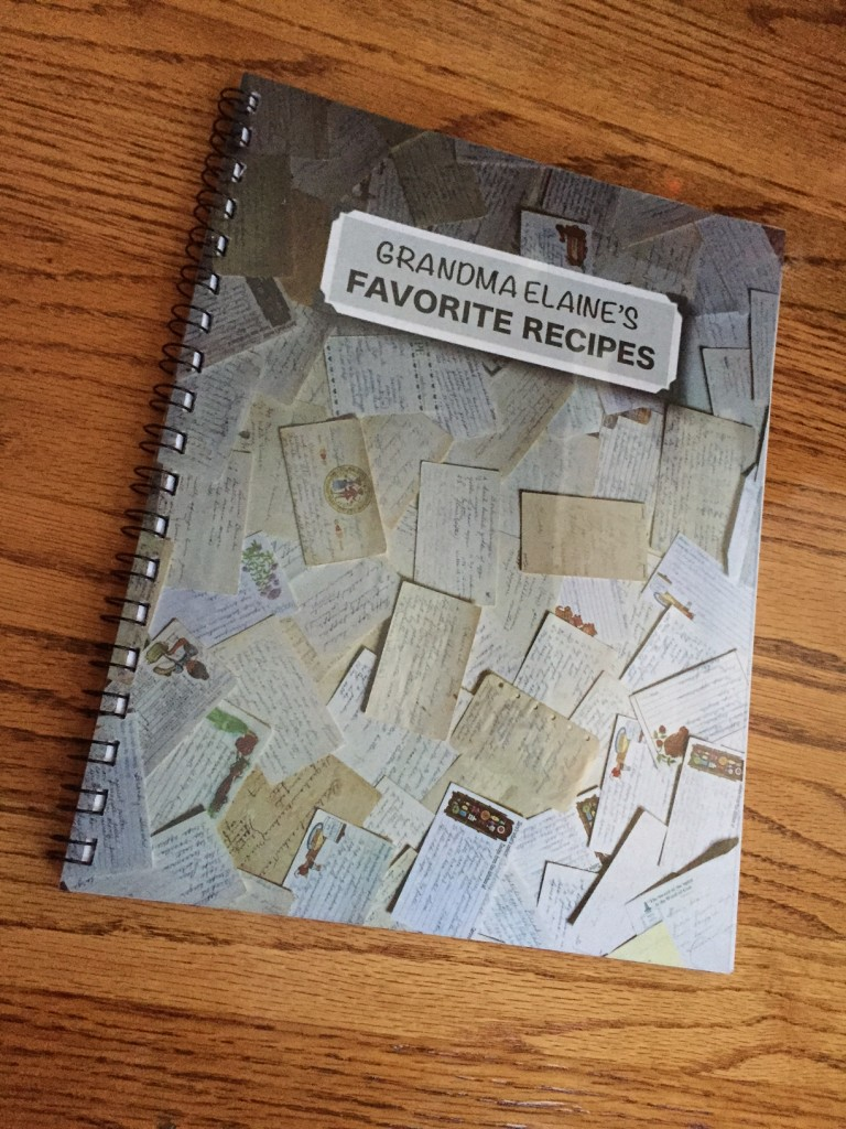 Grandma's Favorite Recipes (c) Kristen Dembroski