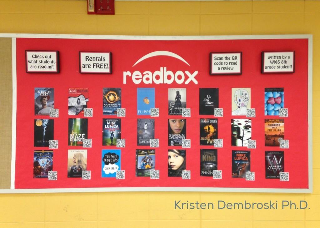 ReadBox Kristen Dembroski