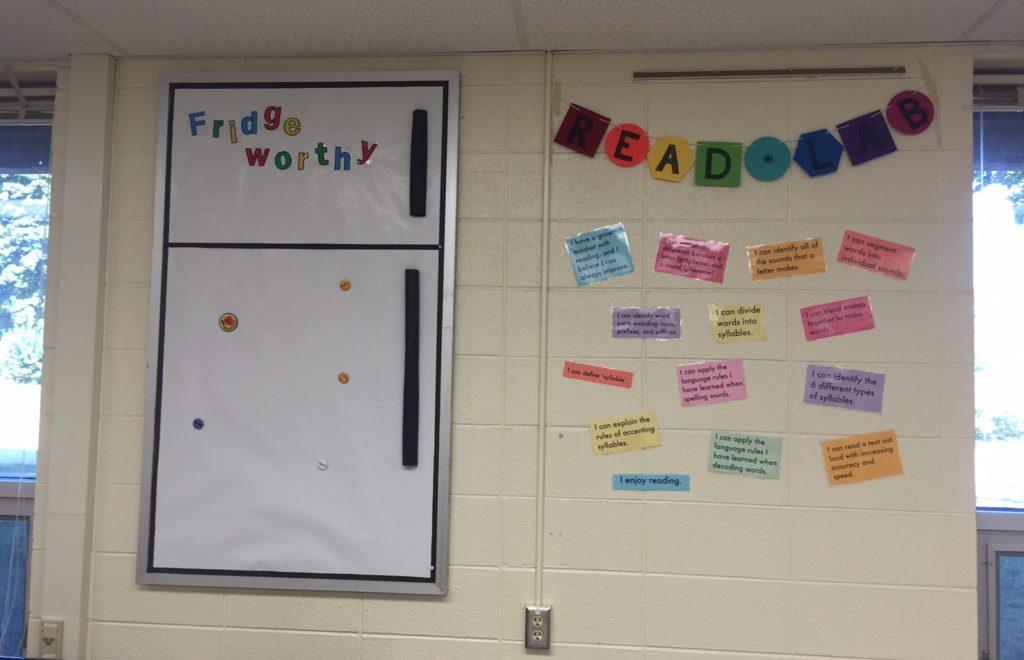 Fridge Worthy Bulletin Board